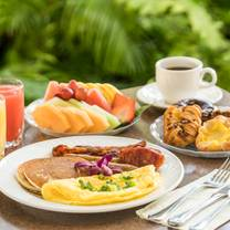 Pikake terrace sheraton princess kaiulani hotel for Terrace cafe opentable