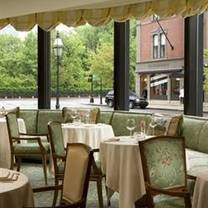 The Café at Taj Boston