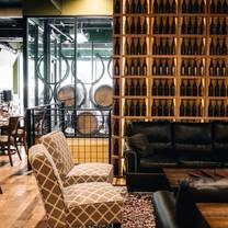 City Winery Barrel Room and Restaurant Atlanta