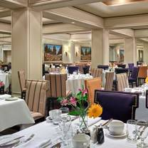 Victoria's Restaurant @ The King Edward Hotel