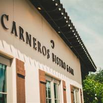 Carneros Bistro & Wine Bar