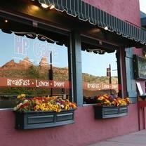 HP Cafe America Bistro