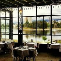 The Terrace Room At The Lake Merritt Hotel Restaurant