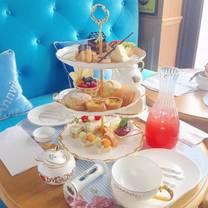Annvita Tea Room Toronto Menu