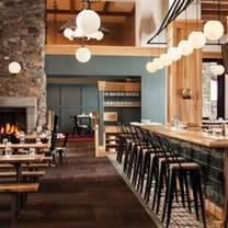 The Handle Bar – Four Seasons Jackson Hole