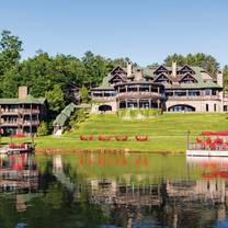 Artisans at the Lake Placid Lodge