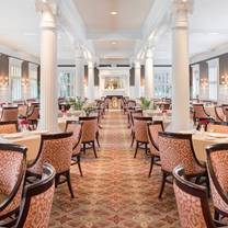 Grand Dining Room at the Jekyll Island Club Hotel