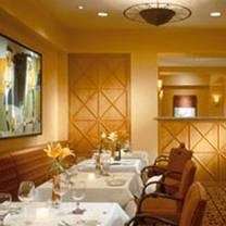 Restaurant Soleil - Westin Palo Alto