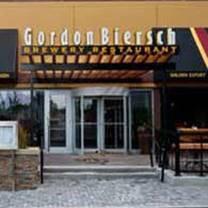 Gordon Biersch Brewery Restaurant - Buckhead