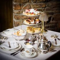 Afternoon Tea at the Briarwood Inn