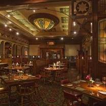 The Mahogany Grille at the Strater Hotel