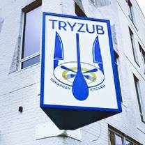 photo of tryzub ukrainian kitchen restaurant