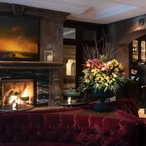 Bacchus Restaurant & Lounge - Wedgewood Hotel