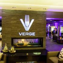 Verge Restaurant - Los Gatos