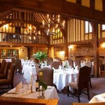 The Gallery Restaurant at The Swan at Lavenham