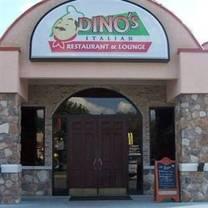 Dino S Italian Restaurant Lounge London Ky