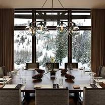 J&G Grill at The St. Regis Deer Valley