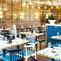 Fourth Floor Café at Harvey Nichols, Leeds