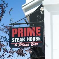 Prime Steak House & Piano Bar