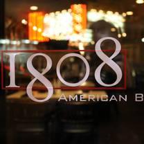 1808 American Bistro