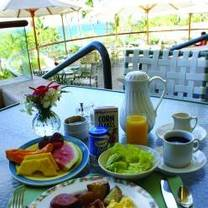 Hapuna ocean terrace restaurant kamuela hi opentable for Terrace cafe opentable