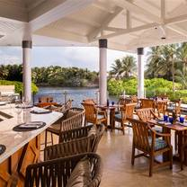 Andiamo at The Ritz-Carlton, Grand Cayman