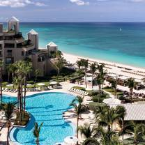 Silver Palm and Special Events at The Ritz Carlton Grand Cayman