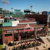 Tony C's Sports Bar & Grill - Boston, Fenway