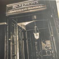 Rick Erwin's Nantucket Seafood