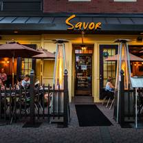 Savor Restaurant