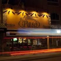 El Paso Mexican Restaurant