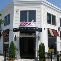 Zendo Asian Bistro and Lounge
