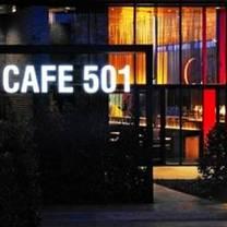 Cafe 501 - Classen Curve