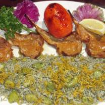 persian room restaurant - scottsdale, az | opentable