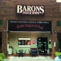 Baron's Steaks and Spirits