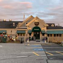 Hurricane Restaurant - Kennebunkport