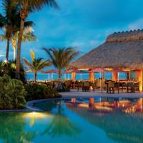 Cantina Beach Restaurant - The Ritz-Carlton Key Biscayne