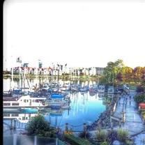 Blue Crab Seafood House - Coast Victoria Hotel & Marina by APA