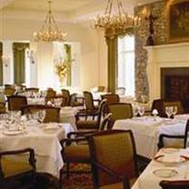 the dining room - biltmore estate restaurant - asheville, nc