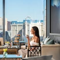 Tea Lounge - Mandarin Oriental, Las Vegas