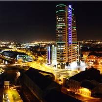 Sky Lounge at Doubletree by Hilton Leeds