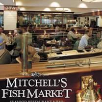 Mitchell's Fish Market - Birmingham