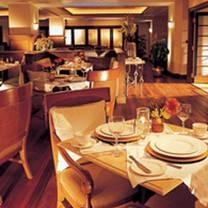 Capriccio Grill - Peabody Hotel Memphis