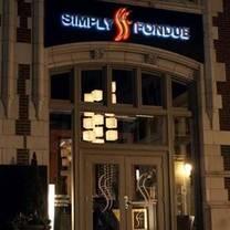 Simply Fondue - Dallas