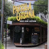 Parrilla Urbana