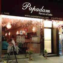 Papadam Flavors of India