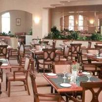 Capri Restaurant at Miracle Springs Resort & Spa