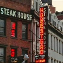Old Homestead Steakhouse- New York City