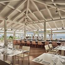 Four Seasons - Nevis - The Coral Grill