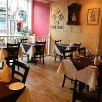 Atithi indian cuisine restaurant london opentable for Atithi indian cuisine